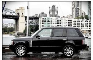2009 Land Rover Range Rover HSE autobiography SUV, Crossover