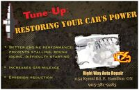 Tune-Up: Restore Your Car's Power