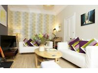3 piece sofa & armchair suite (Grey & cream, interchangeable covers)