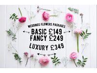 Wedding Florist / floral designer