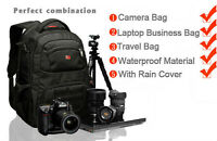 SwissGear Camera/Laptop Backpack (New)