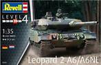 Revell  | 03281 | Leopard 2a6 / 2a6NL | 1:35