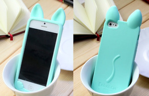 Brand New Silicone iPhone 5s Phone Case