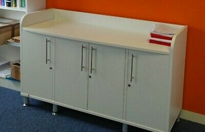 Sideboard - Cabinet - Used Office Furniture - Immaculate