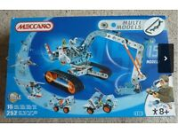 Meccano Multi Models Set (Complete)