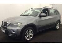 Grey BMW X5 3.0 30D XDRIVE 7 Seat Estate FROM £45 PER WEEK!