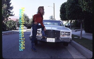 AUDrey Landers SUPER SEXY 35mm SLIDE NEGATIVE 10176 PHOTO TRANSPARENCY JUDY