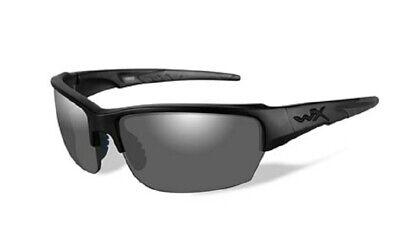WILEYX USA BLACK OPS SAINT Smoke Grey / clear Lens Ballistic Brille Sonnenbrille
