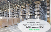 Full time General Labour/Assembly Work in Scarborough
