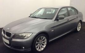 Grey BMW 318 2.0 Petrol 2009 i SE FROM £20 PER WEEK!