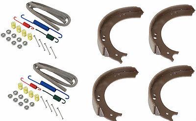 9n2019af 9n2065 Complete Ford Tractor Brake Repair Kit W Shoes 9n 2n