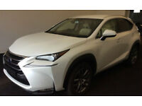 Lexus NX 300h FROM £119 PER WEEK!