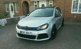 VW R/R20 GOLF Replica with R20 6OLF number plate. ONE OF A KIND! 200BHP Tdi. Gtd. Gti