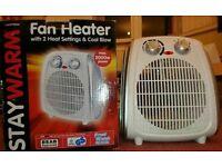 Lloytron Stay Warm 2000w Fan Heater