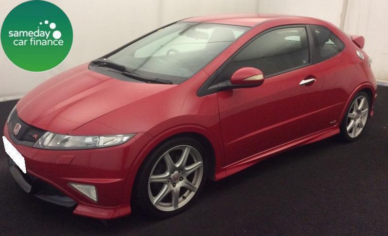 155 12 Per Month Red 2010 Honda Civic 2 0 I Vtec Type R Gt 3 Door Petrol Manual