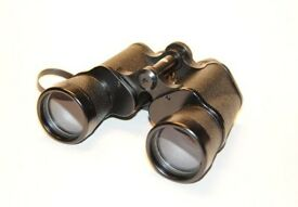 Super Zenith 7 x 50 - Field 7.1 Coated Optics Binoculars with Hard Carry Case New and Unused