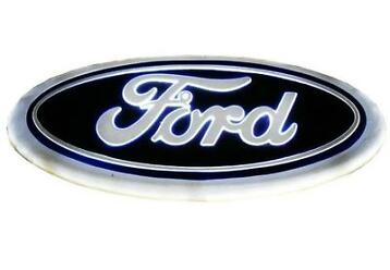 LED logo - Ford - wit
