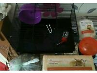 Hamster or mouse cage for sale