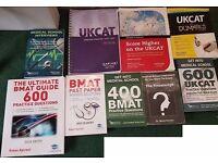 UKCAT, BMAT, MEDICAL SCHOOL INTERVIEW BOOKS