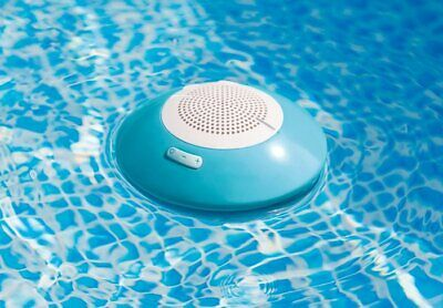 Intex PureSpa Floating Speaker with LED Light