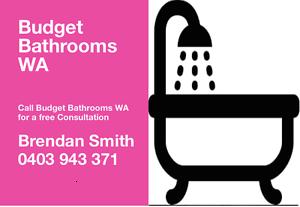 Budget Bathrooms WA Perth Perth City Area Preview