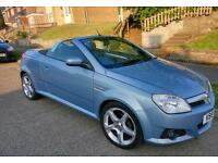 Vauxhall Tigra Exclusive Model Convertible, cheap insurance
