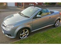 **OFFERS** Vauxhall Tigra Exclusive Convertible, Heated Leather Seats