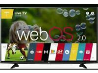 LG 49 INCH LED 4K SMART UHD TV