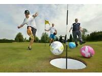 Charity Footgolf Competition 25th Sept