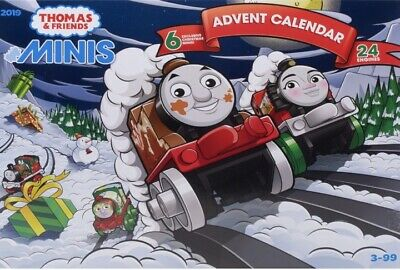 Thomas & Friends Fisher-Price Minis, Advent Calendar 2019