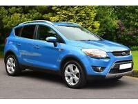2009 Ford Kuga 2.0TDCi 4x4 Titanium 140BHP *Full History Only 70,000 Miles*