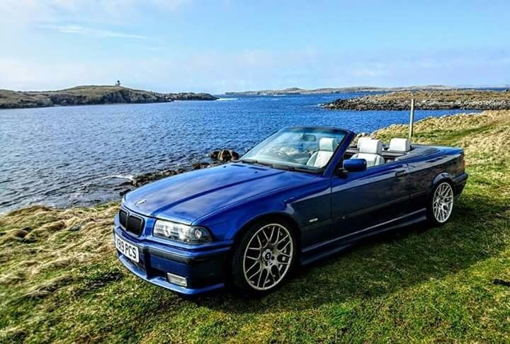 Bmw I Convertible For Sale In Shetland Shetland Islands - Bmw 323i convertible for sale