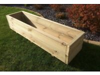 Square Garden Planter Various sizes and Quantity's Available