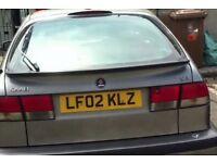 Saab 93 turbo se 2002