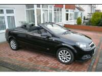 Vauxhall astra twintop sport