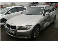 2011 BMW 3 Series 320D Damaged
