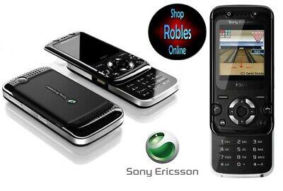 Sony Ericsson F305 Black (Simlock Frei) 2,0MP Motion Gaming 3D-Spiele NEU OVP comprar usado  Enviando para Brazil
