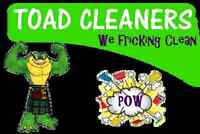 Toad Cleaners & Maintenance Services One Phone Call One Invoice