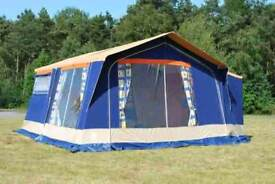 Raclet Floreal 2009 Trailer Tent Immaculate