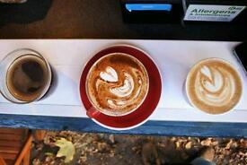 Specialty Coffee Barista Hire