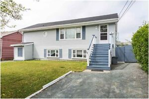 3BDRM Flat in bungalow in Cole Harbour.
