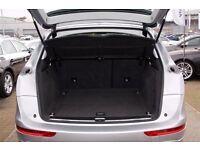 Audi Q5 Folding Parcel Shelf - AS NEW, Black