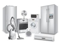 Cheap! Cooker, Washing Machine, Fridge Freezer, Dryer, - Free local delivery and fitting