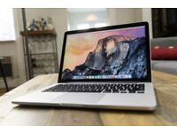 "Beautiful High spec Apple Macbook Pro 13""- core i5, Fresh osx with apps, can test before paying"