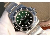 Rolex Sea Dweller DeepSea 116660 Deep Green
