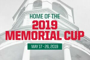 Memorial Cup semi-final Friday May 24 lower bowl tickets