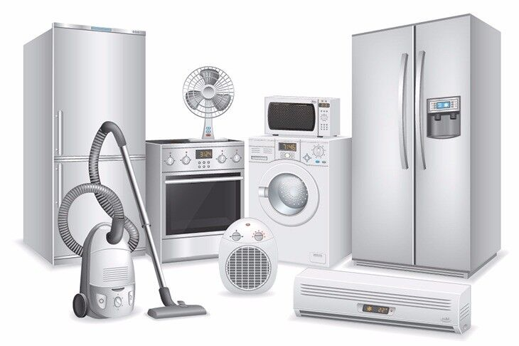 Cheap! Washing Machine, Dryer, Fridge Freezer, Cooker, Dishwasher - Free local delivery and fitting