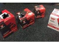 Brand new motorcycle batteries Yuasa Genuine
