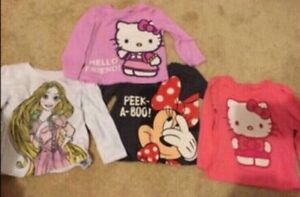 GIRLS LOT 18-24 MONTHS CLOTHING
