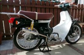 Honda 90 mini cooper classic collectors